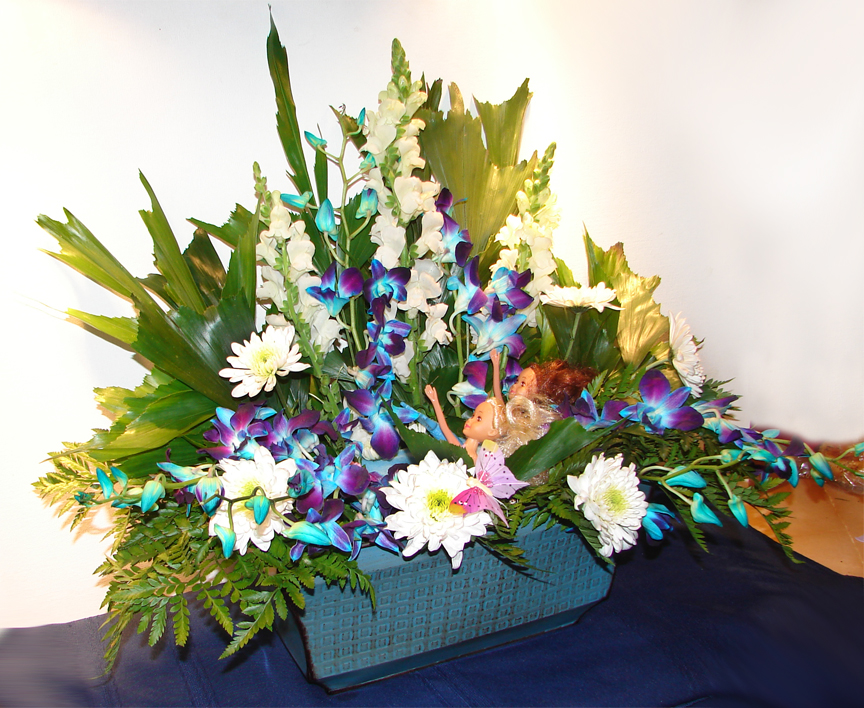 Special arrangement for a swim team