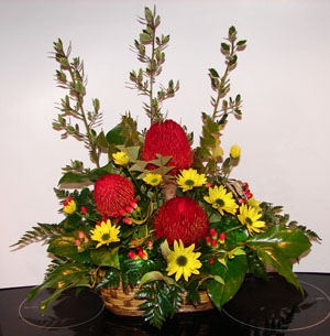 Large table arrangement